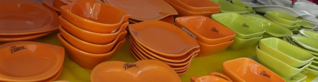 Paramit porcelánok